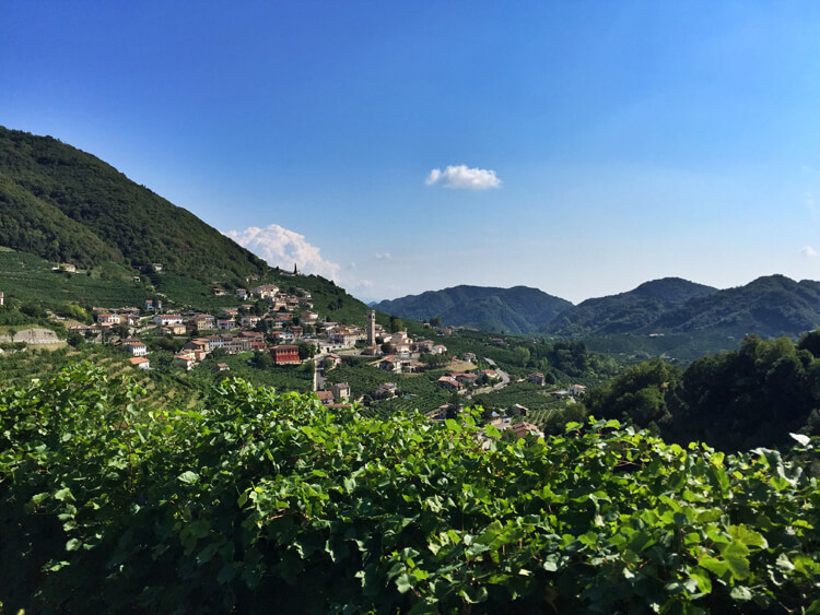 Prosecco Road: Santo Stefano