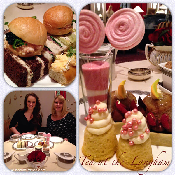 Afternoon Tea at the Langham London