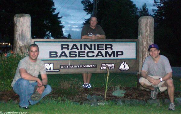 RMI Rainier Basecamp