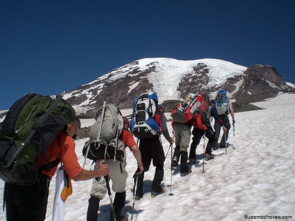 RMI Rainier Climb