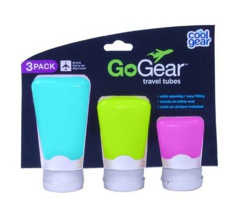 Go Gear Travel Tubes