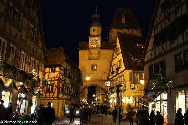Rothernburg ob der Tauber