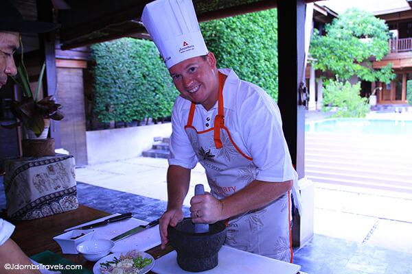 Anantara Spice Spoons Thai Cooking Class