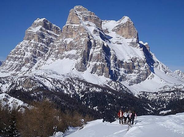 Ski Civetta Dolomites
