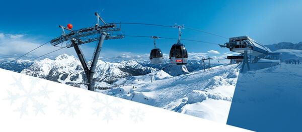 Nassfeld Ski Austria