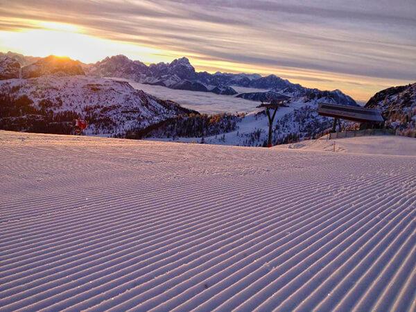 Austria Skiing Nassfeld