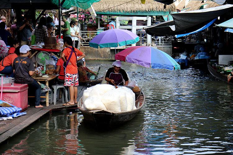 7f445a7b54a5d Bangkok s Taling Chan Floating Market - Luxe Adventure Traveler
