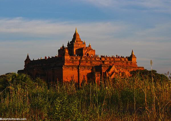 Pyathadar Temple Bagan, Myanmar