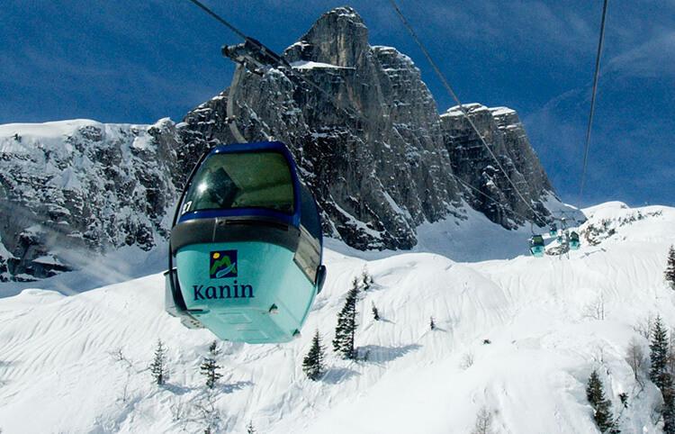 Bovec Kanin Ski Resort