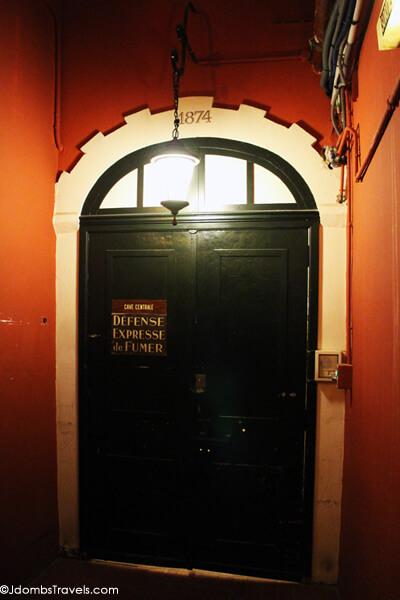 Hotel de Paris Monte-Carlo Wine Cellar