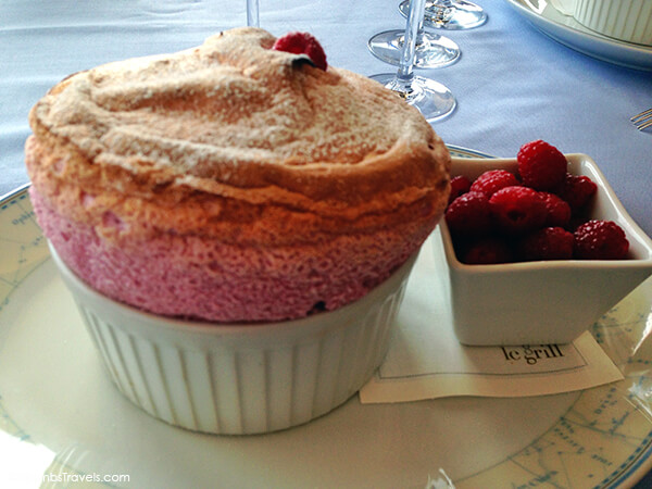 Le Grill souffle