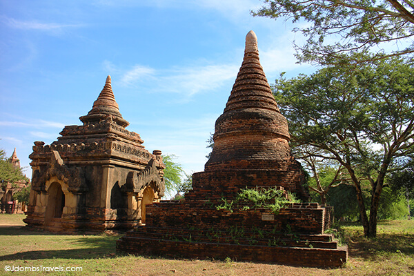 Sein Nyet Sister Temples