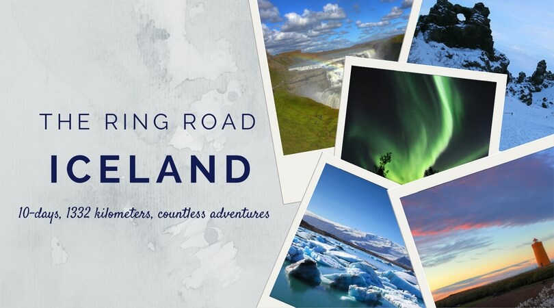 10-day Iceland Ring Road itinerary