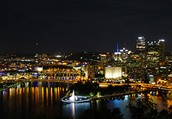 3 Day Weekend in Pittsburgh Travel Itinerary