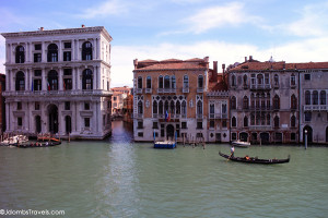 View from Aman Canal Grande
