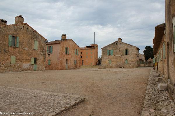 Fort Royal on Ile Sainte Marguerite