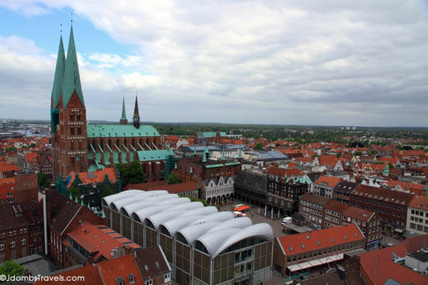 St. Mary's Church, Lubeck