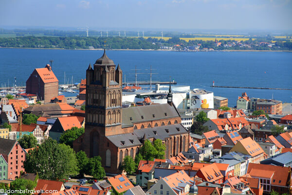 St. Jacob's Church Stralsund
