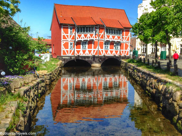 Gewölbe in Wismar