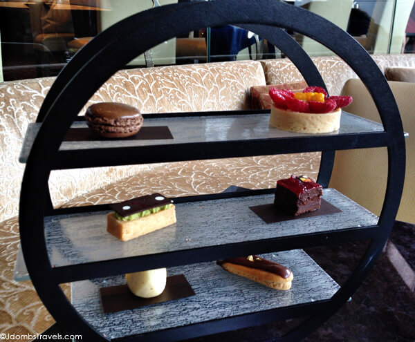 Sweets at Mandarin Oriental New York
