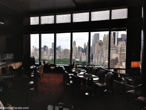 Mandarin Oriental New York Lobby Lounge
