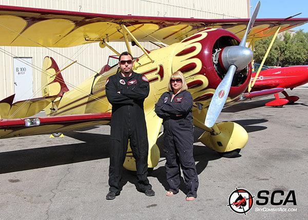 Sky Combat Ace Waco Classic