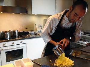 Castelfalfi Rosso Toscano Cooking School