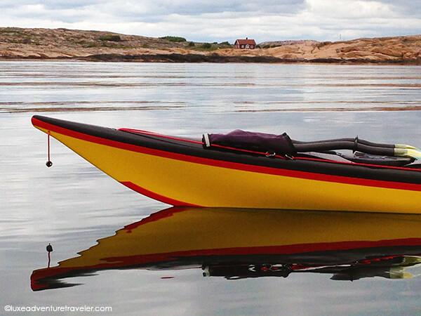 Kayaking the Bohuslän coast with Nautopp Seakayaking