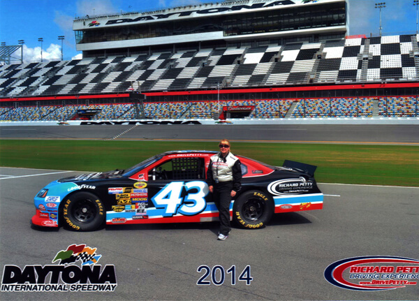 The Daytona , the 55th running of the event, was held on February 24, at Daytona International Speedway in Daytona Beach, Florida over laps and miles ( km) on the mile (4 km) asphalt tri-oval.