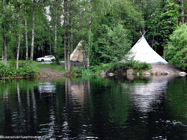 Camping at Dalsland Aktiviteter