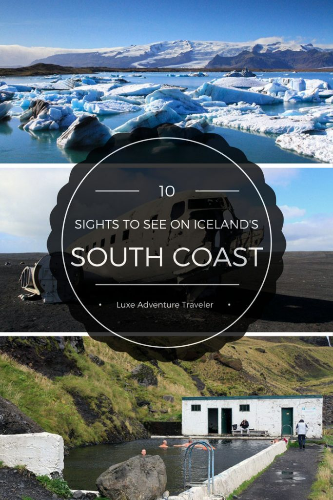 things to do on Iceland's South Coast