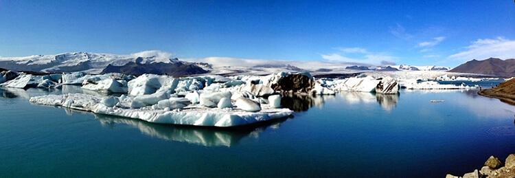 Jokularlon, Iceland