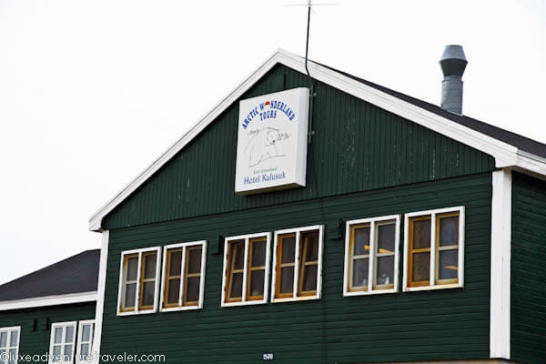 Hotel Kulusuk, East Greenland