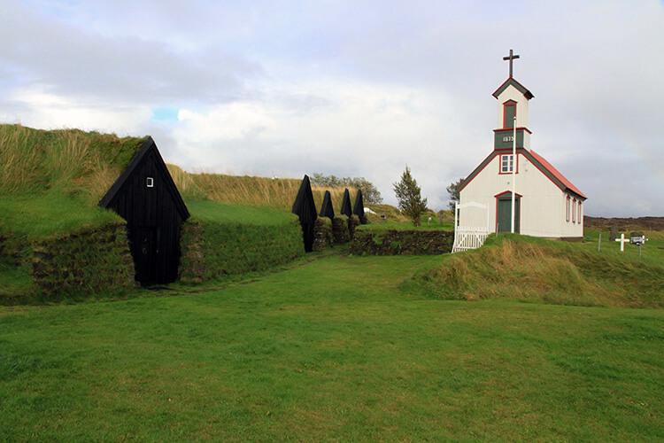 Keldur, South Iceland