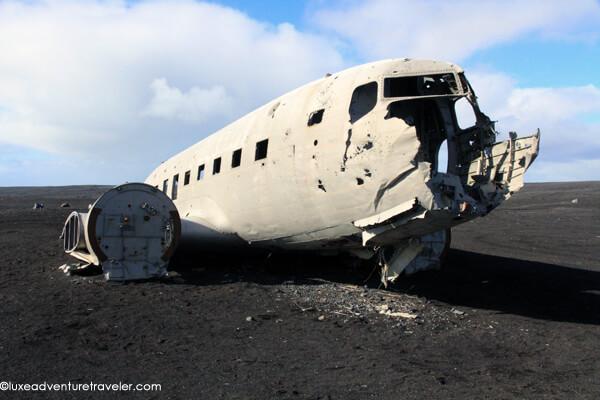 US Navy plane crash Iceland