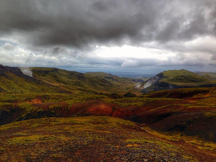 Reykjadalur, Iceland