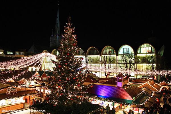 Lubeck Christmas Market