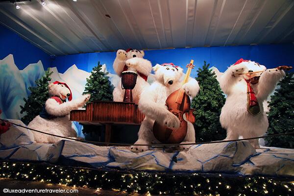 Schwerin polar bear band