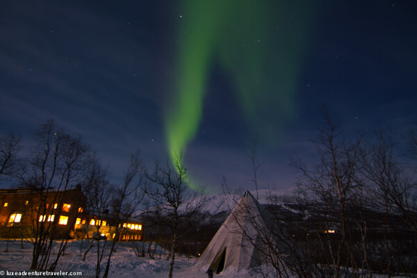 Why Abisko Is The Best Place In Europe To See Northern Lights