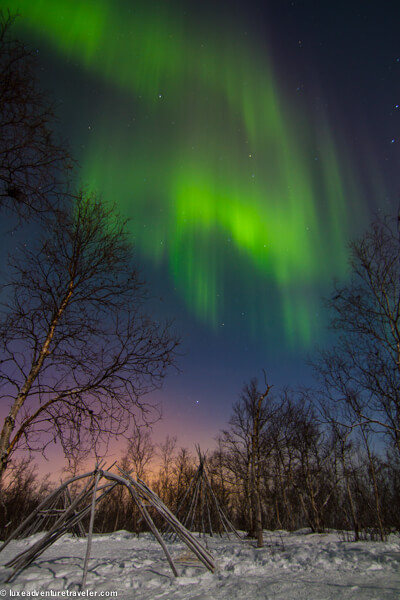 the best place in europe to see northern lights luxe adventure