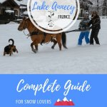 Lake Annecy Ski Resorts Pinterest Pin