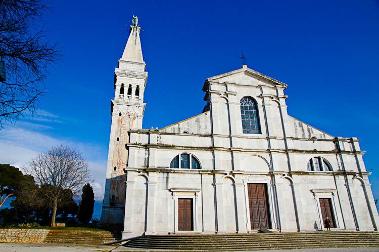 St. Euphemia Rovinj, Croatia