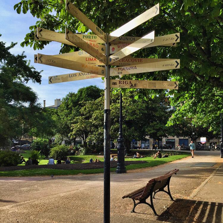 Bordeaux park
