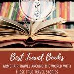 Best Travel Books Pinterest Pin