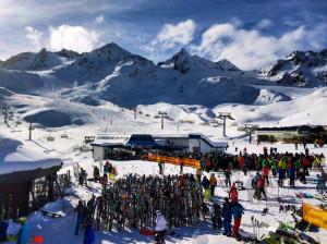 Ski Stubai Austria