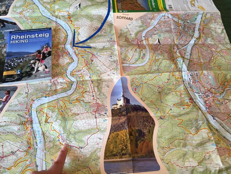 Rheinsteig Trail