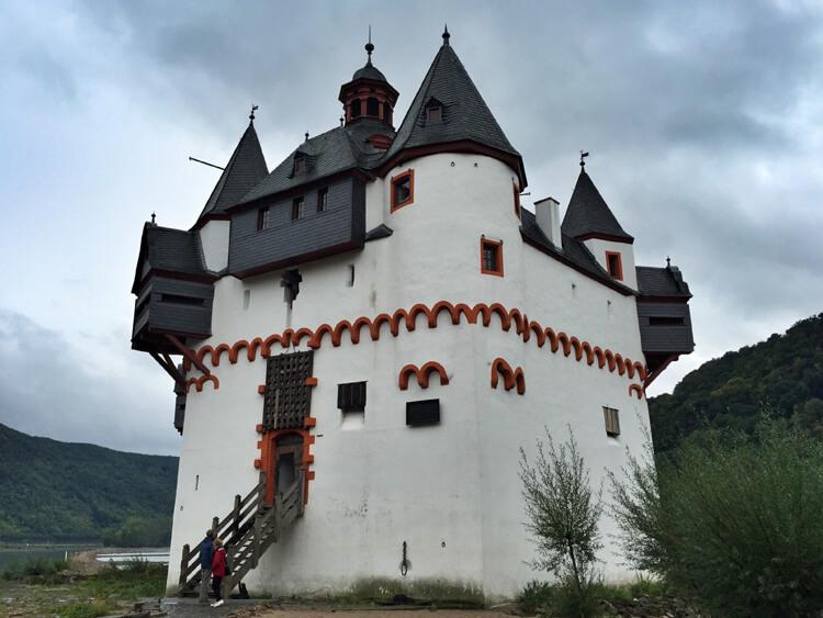 Pfalzgrafenstein Castle