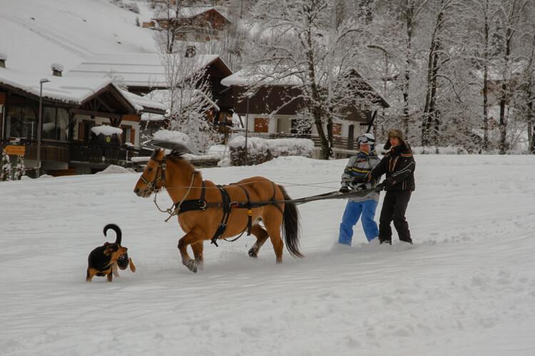 Ski Joering Lake Annecy Ski Resorts