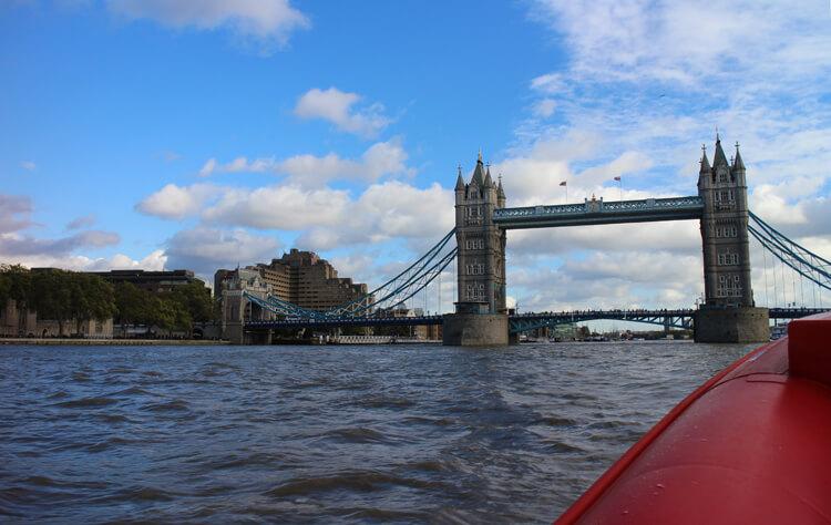 London RIB Cruise