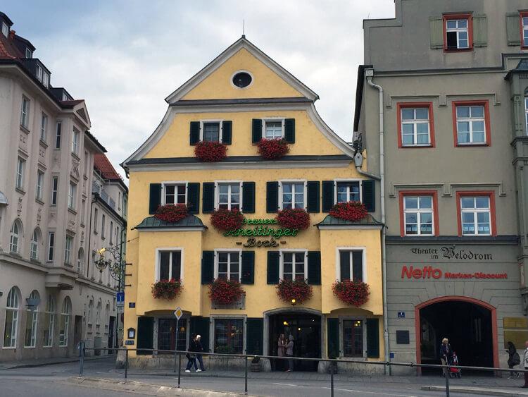 Kneitinger Brewery Regensburg